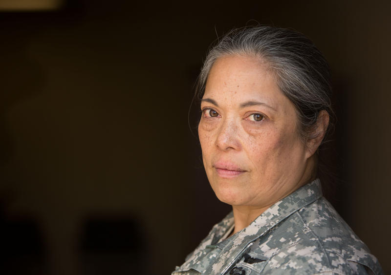 Lt. Col. Celia FlorCruz