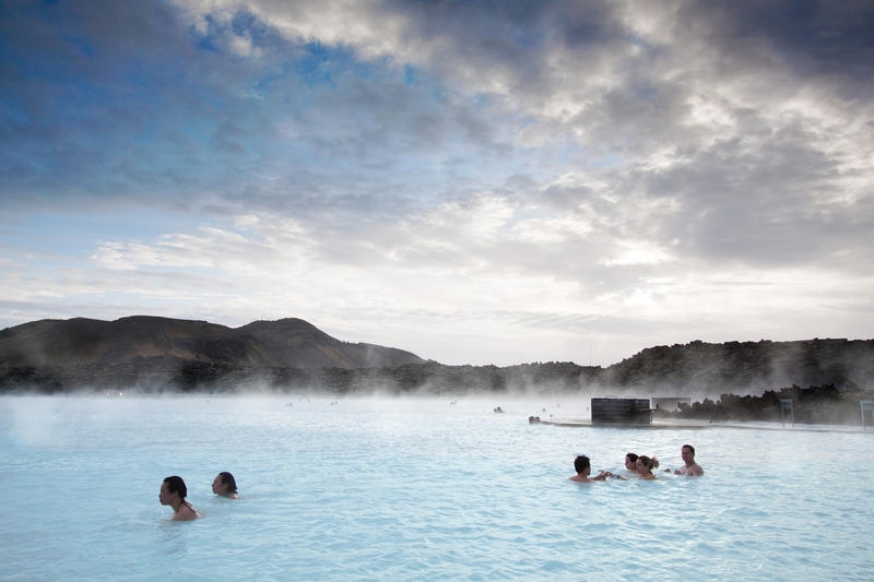 Stuck in Reykjavik? There's a lagoon for that.