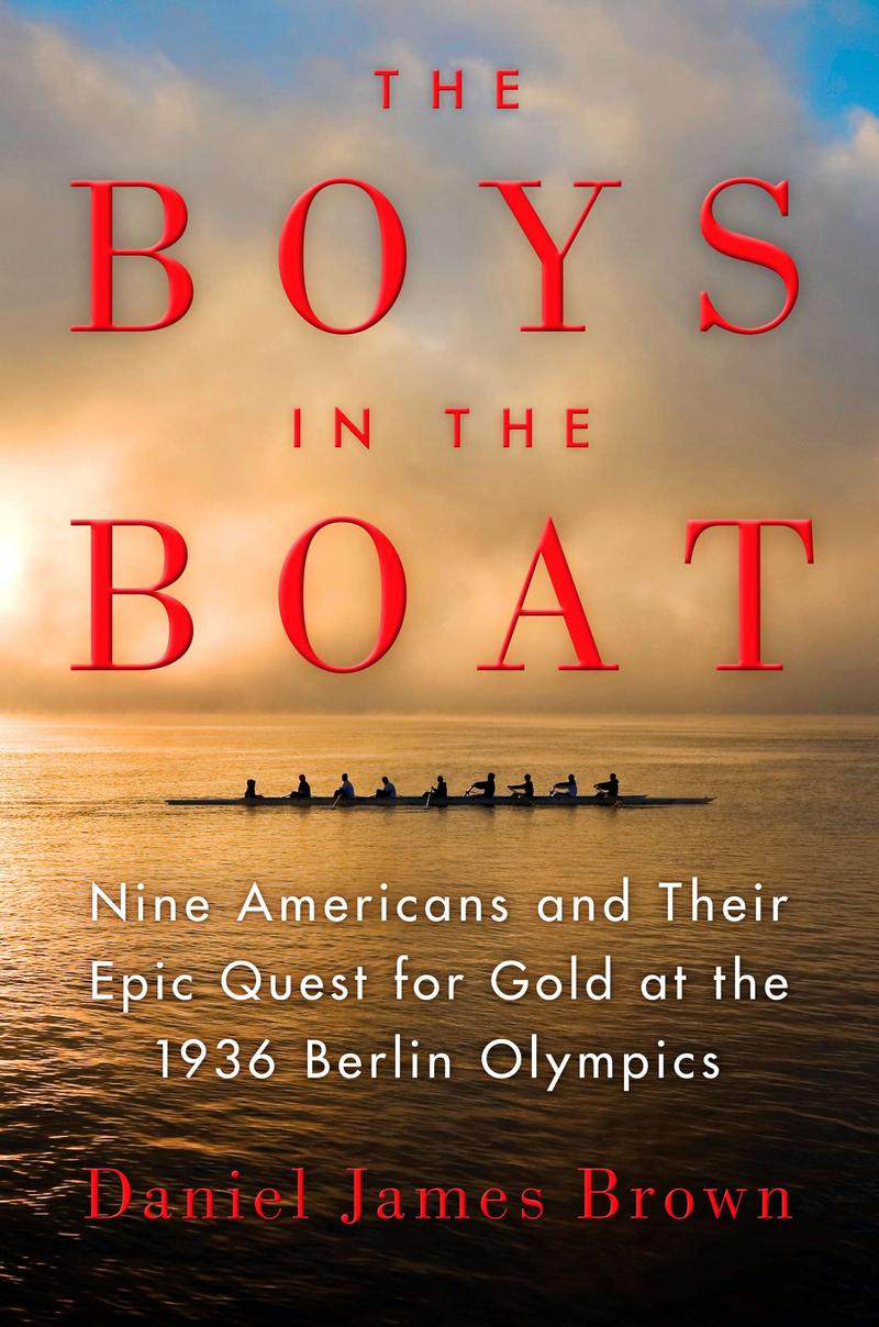 "Erin Hennessey, executive producer: ""The Boys in the Boat,"" by Daniel James Brown"
