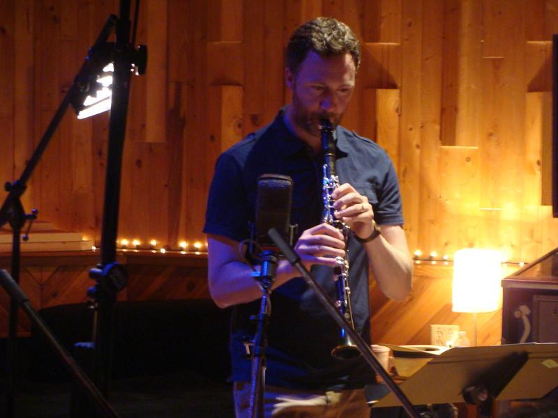 The band's mentor, James Danderfer