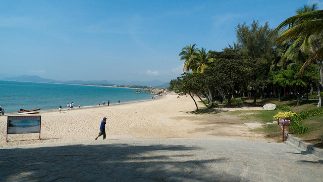 Hainan Province, in China, is one of the country's most popular destinations for visitors.