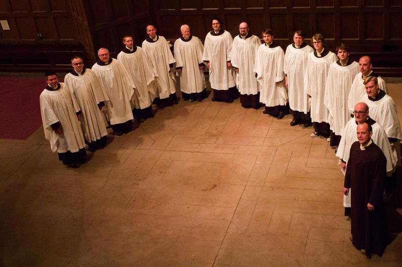 Compline Choir at St. Mark's