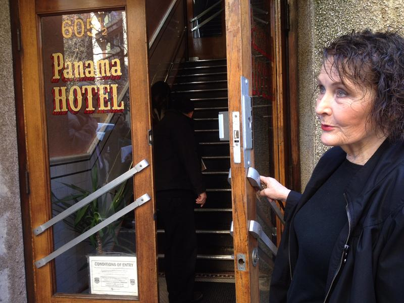Jan Johnson is hoping to find a new owner for the Panama Hotel who will continue her work preserving the hotel's history.