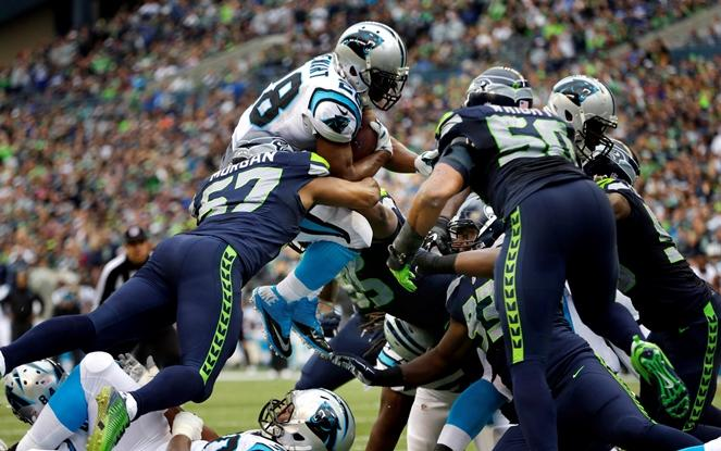 seahawks v panthers this is the super bowl knkx