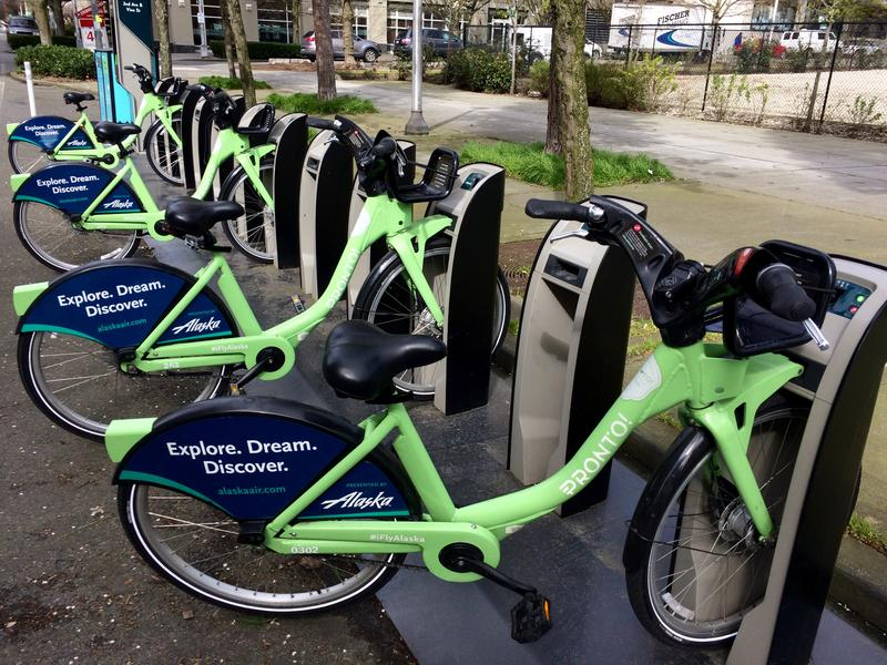 Unlike the now-defunct Pronto bike-sharing system, private companies are looking to bring stationless bike-sharing to Seattle.