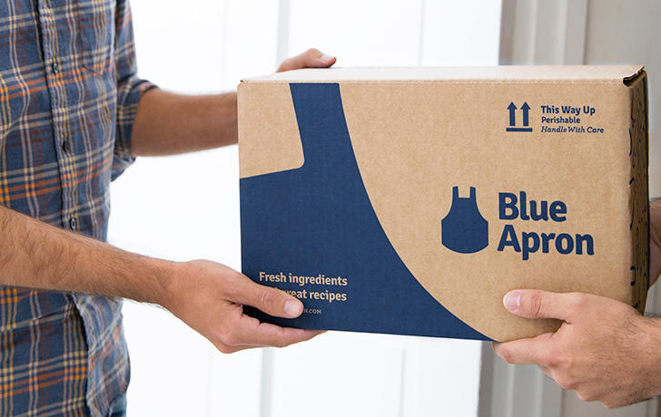 Food for thought delivered meal kits knkx a blue apron meal kit forumfinder Choice Image