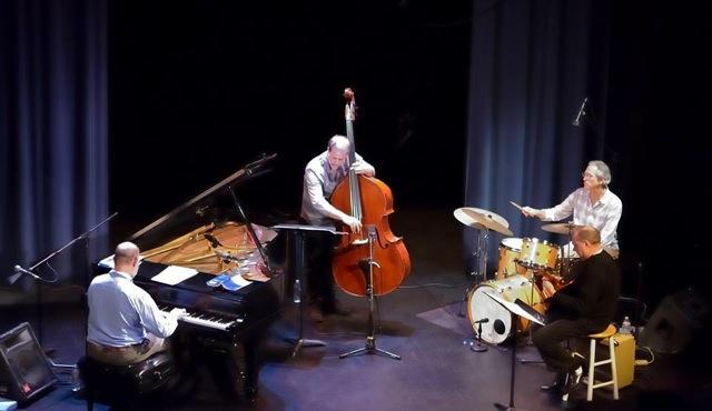 Art Lande Quartet Earshot concert at Cornish College