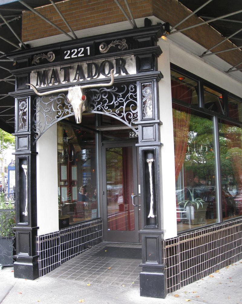 The Matador, in Seattle's Ballard neighborhood, reopened last weekend. It was closed temporarily after E. coli sickened several patrons.