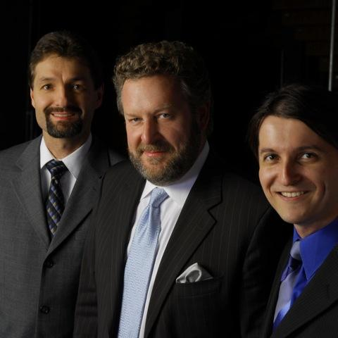 The Jeff Hamilton Trio - Christoph Luty, Jeff Hamilton, Tamir Hendelman
