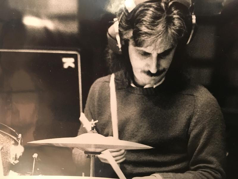 Paul Wager played drums in the Northwest for 40 years.