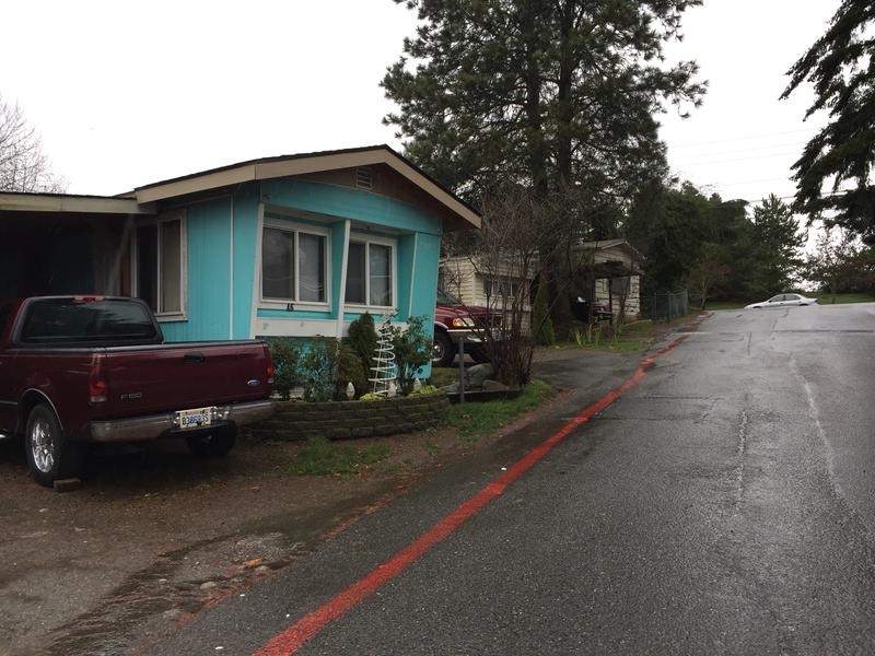 Hundreds of residents are face eviction from the Firs Mobile Home Park in SeaTac.