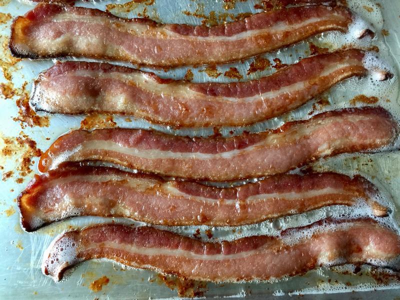 Benton's Bacon fulfilling its destiny.
