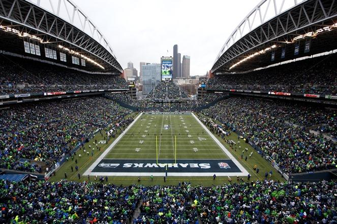 2014 file photo of CenturyLink Field.