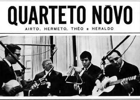 Quarteto Novo album, 1967