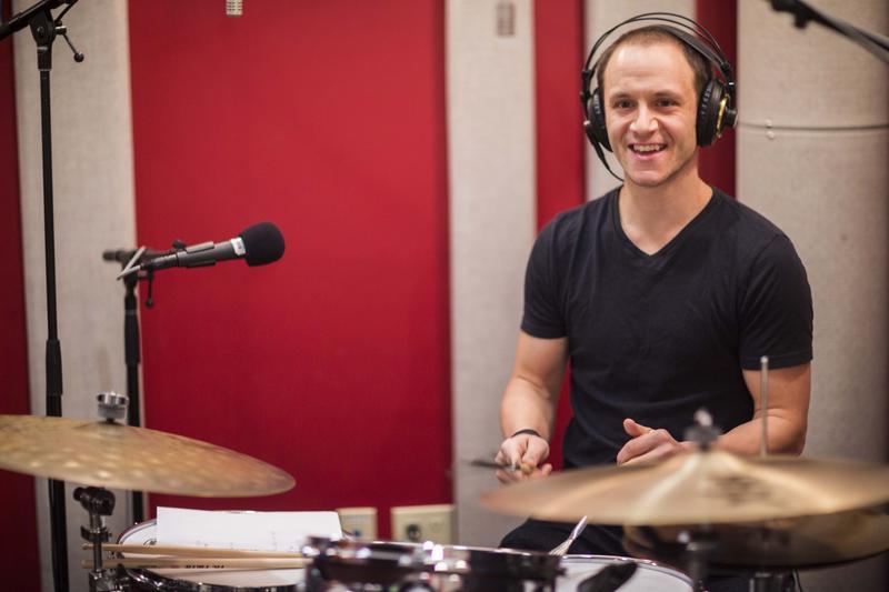 Drummer Adam Kessler