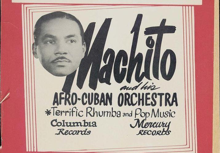 Agency ad for Machito and his Afro Cubans