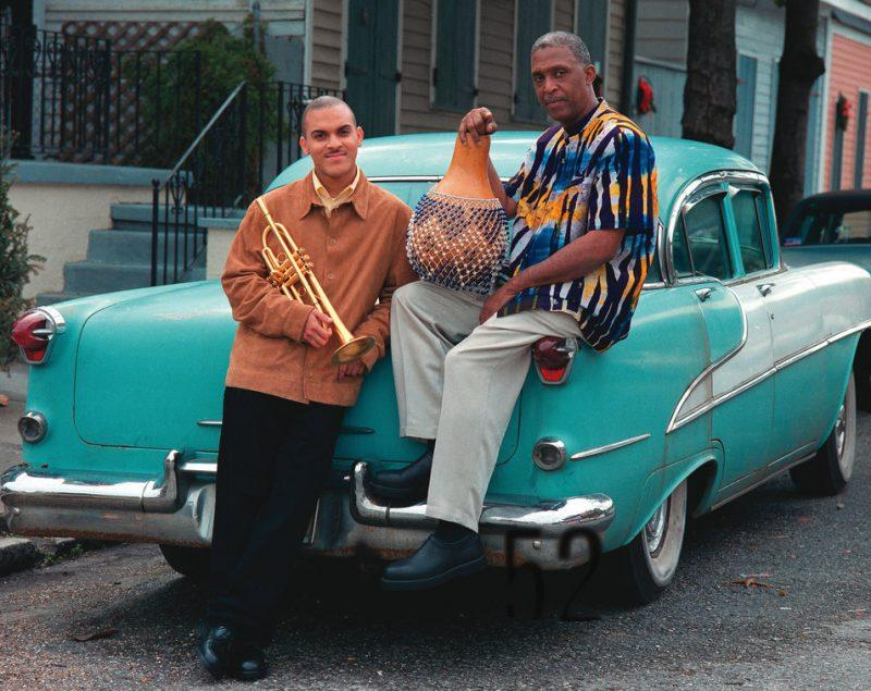 Irvin Mayfield and Bill Summers, Los Hombres Calientes