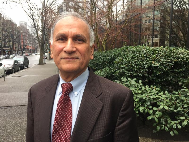 Jeff Siddiqui is a Muslim man living in Lynnwood, and an activist for issues affecting Muslims in Western Washington.
