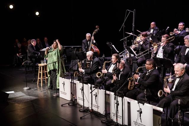 Carmen Bradford and the Seattle Repertory Jazz Orchestra