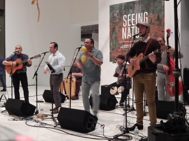 Kiki Valera y los Guajíbaros at Seattle Art Museum
