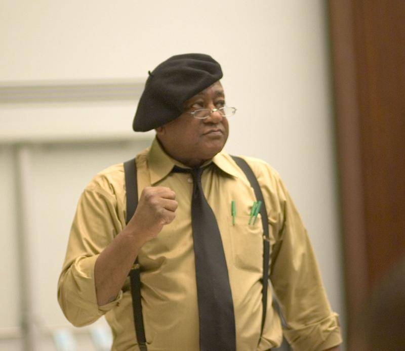 Bobby Seale in a 2006 photo