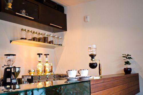 Onyx Coffee bar in Bellingham, Wash.