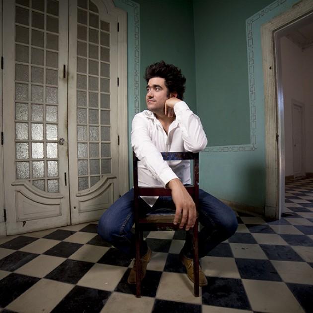 Cuban pianist Harold López-Nussa