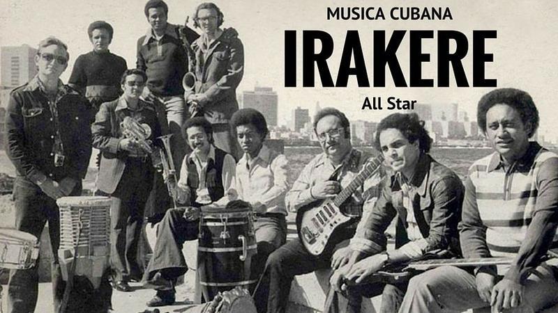 album cover, Irakere