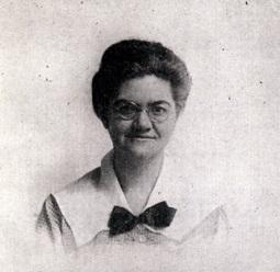 Louise Olivereau while she was in a federal prison in Colorado.