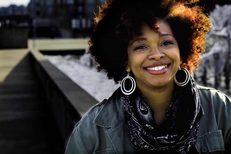 Tacoma Poet Laureate Kellie Richardson