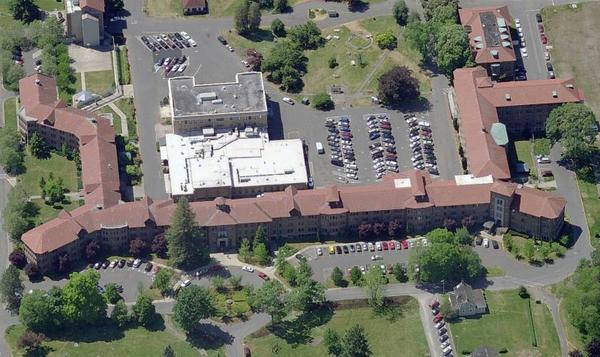 File photo of Western State Hospital in Lakewood, Washington.