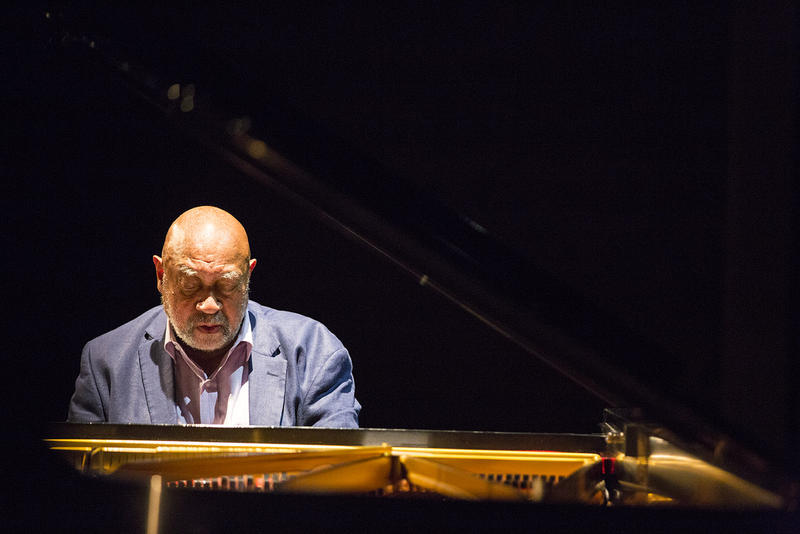 Pianist Kenny Barron performed an intimate solo set at the 2017 TD Vanvouver International Jazz Festival Sunday evening, June 25, 2017.