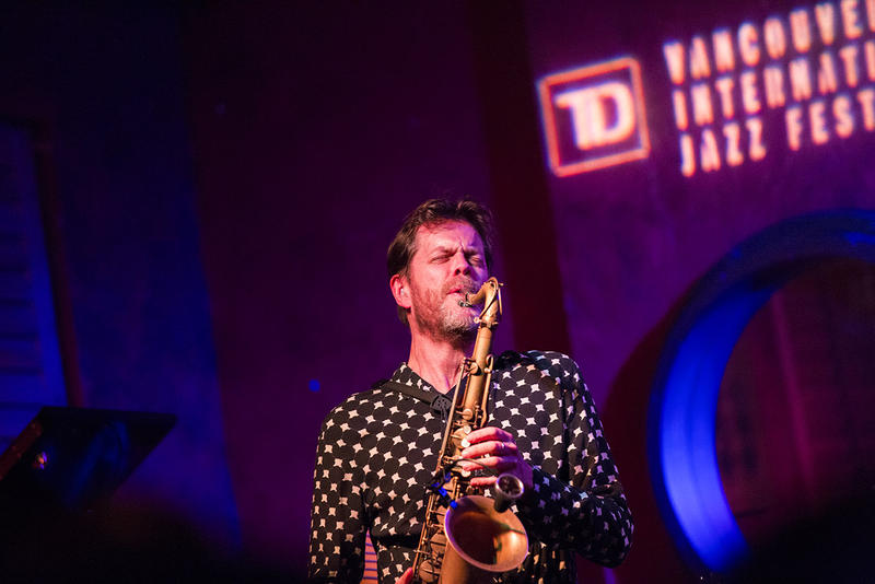 Donny McCaslin at the TD Vancouver International Jazz Festival 2017