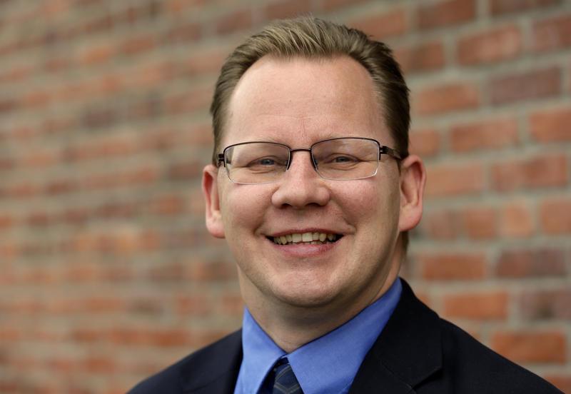 Washington Superintendent of Public Instruction Chris Reykdal