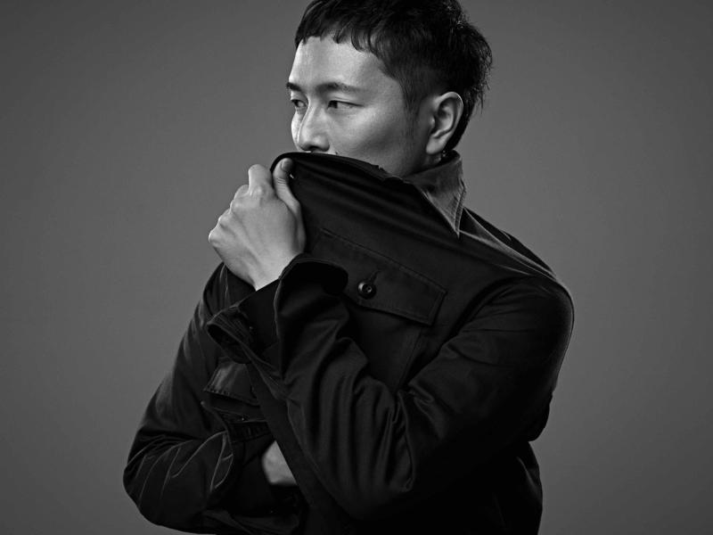 Japanese DJ and pianist Jazztronik aka Ryota Nozaki