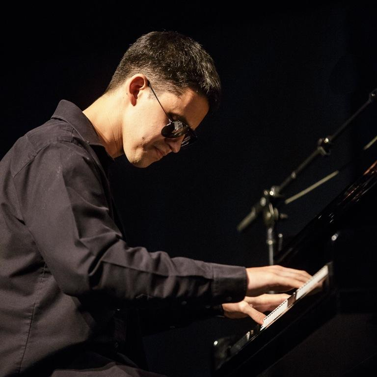 Justin Kauflin at Jazz Port Townsend
