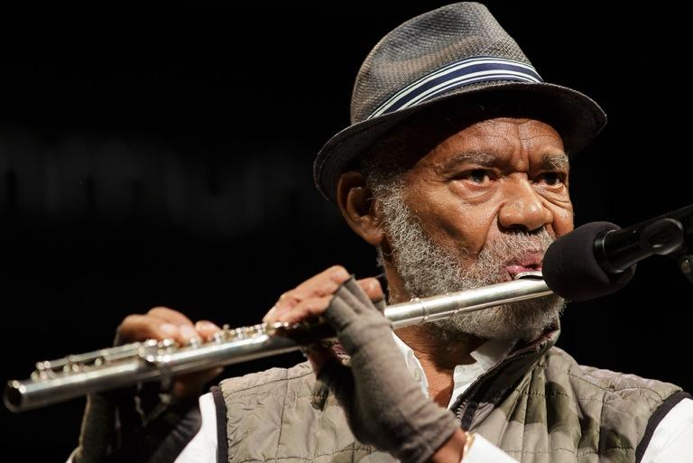 Hubert Laws at Jazz Port Townsend 2017