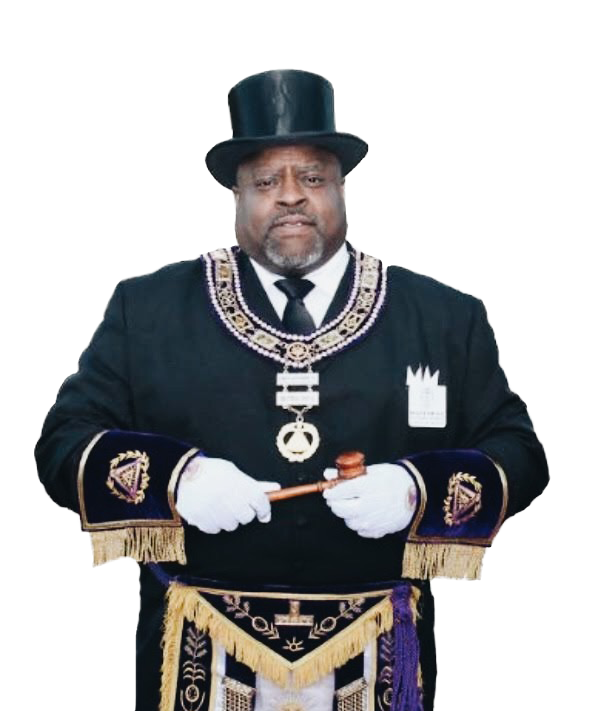 Most Worshipful Grand Master Julias Brown