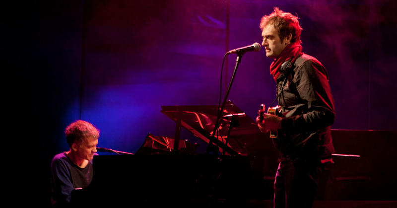 No genre, no problem for Brad Mehldau and Chris Thile.