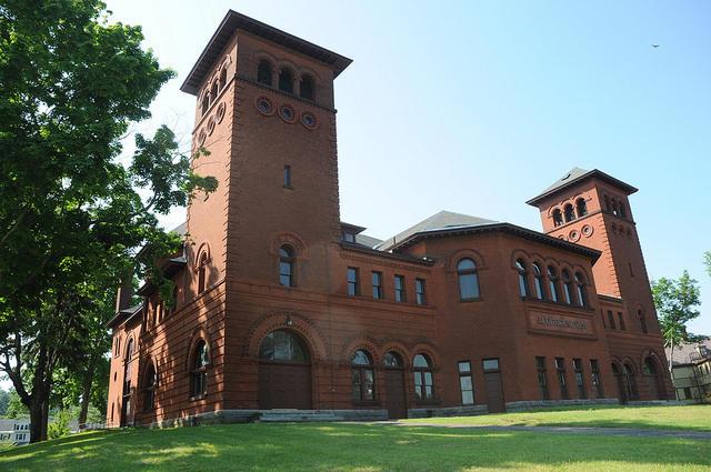 Northfield Mount Hermon School in Massachusetts is one of the boarding schools that will take part in a boarding school educational fair hosted by Hamlin Robinson School in Seattle.