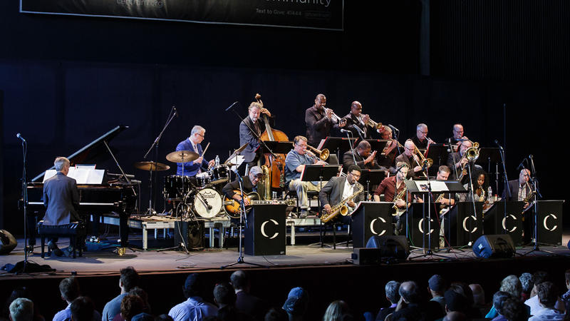 Jazz Port Townsend Festival Big Band, 2017
