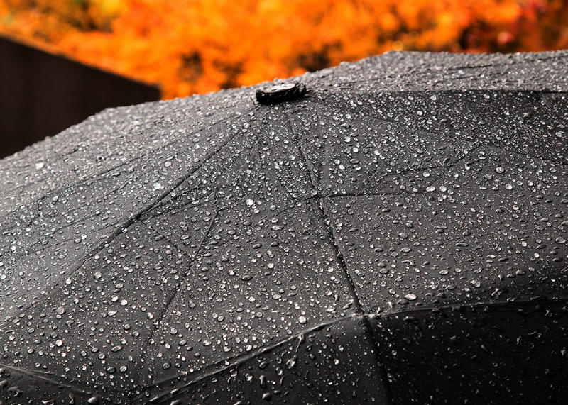 Wet weather is expected for the holiday