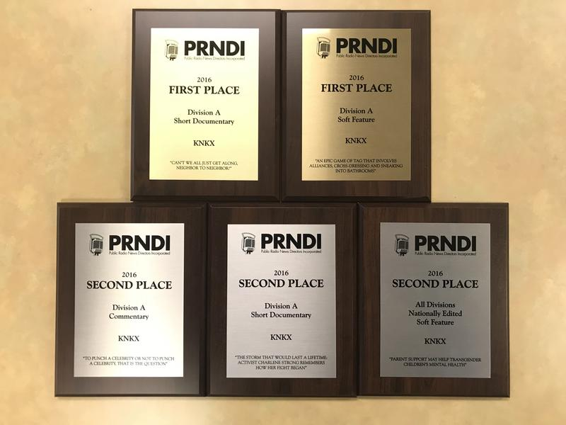 Stories from Sound Effect won 5 national awards last year from the Public Radio News Directors Incorporated.