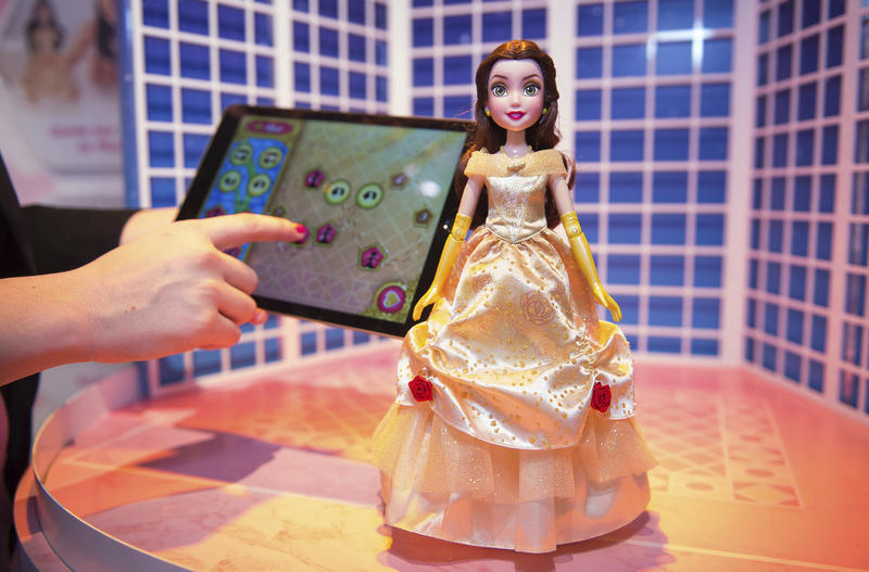 Dance Code Belle doll from Hasbro