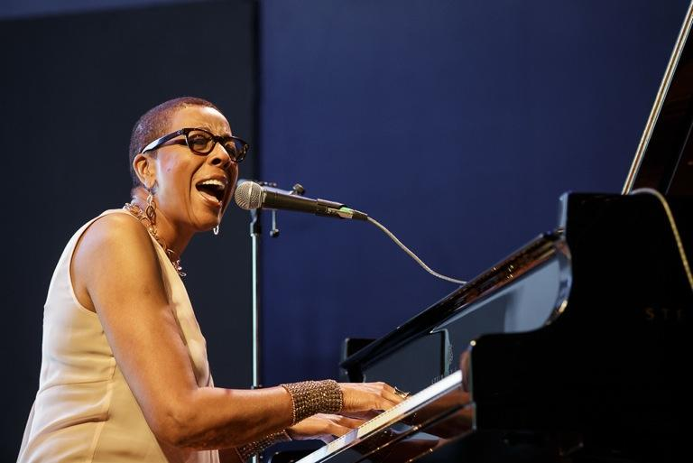Dee Daniels at Jazz Port Townsend 2017