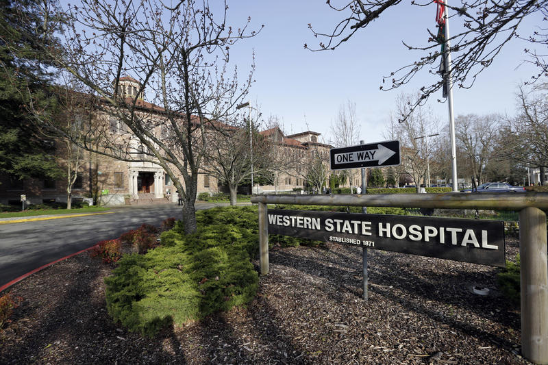 Western State Hospital in Lakewood is home to the 16-bed Telecare Recovery Partnership, which is moving out its last patient on Dec. 13