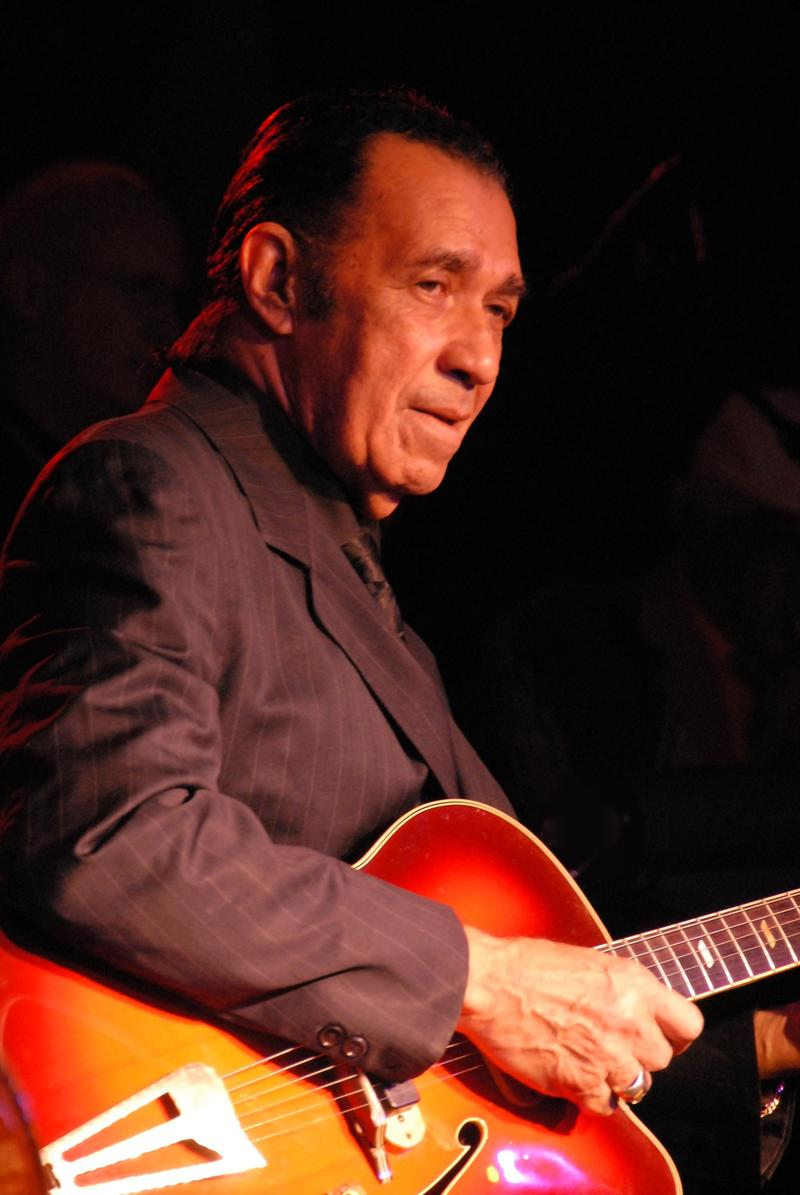 Manuel Galbán playing with The Buena Vista Social Club, 2006