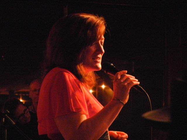 Nancy Erickson at North City Bistro