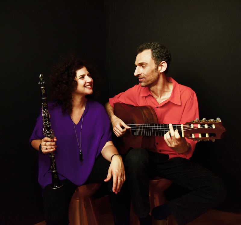 Grammy Nominees Anat Cohen and Marcello Gonçalves