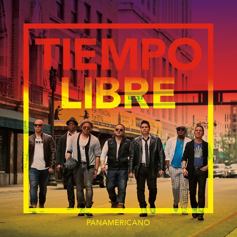 Tiempo Libre's latest album, Panamericano (2015)